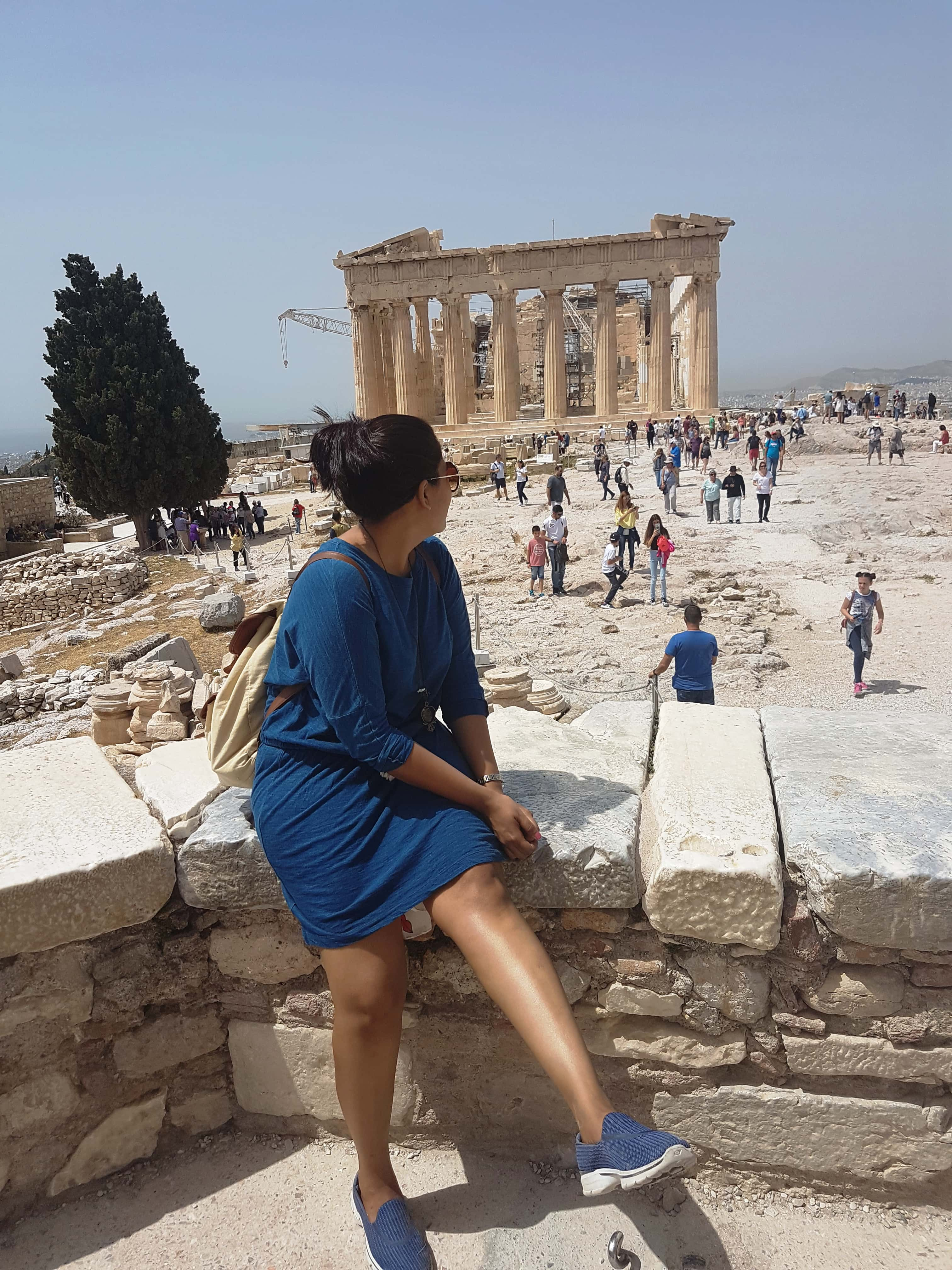 Athens, from the corner table, #fromthecornertable