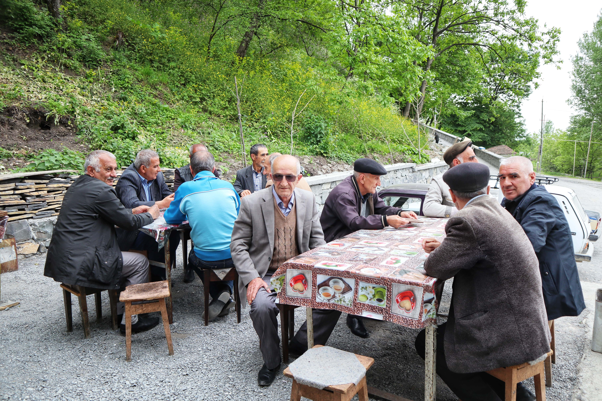 Shaki, Azerbaijan , from the corner table, #fromthecornertable, #shaki, #azerbaijan
