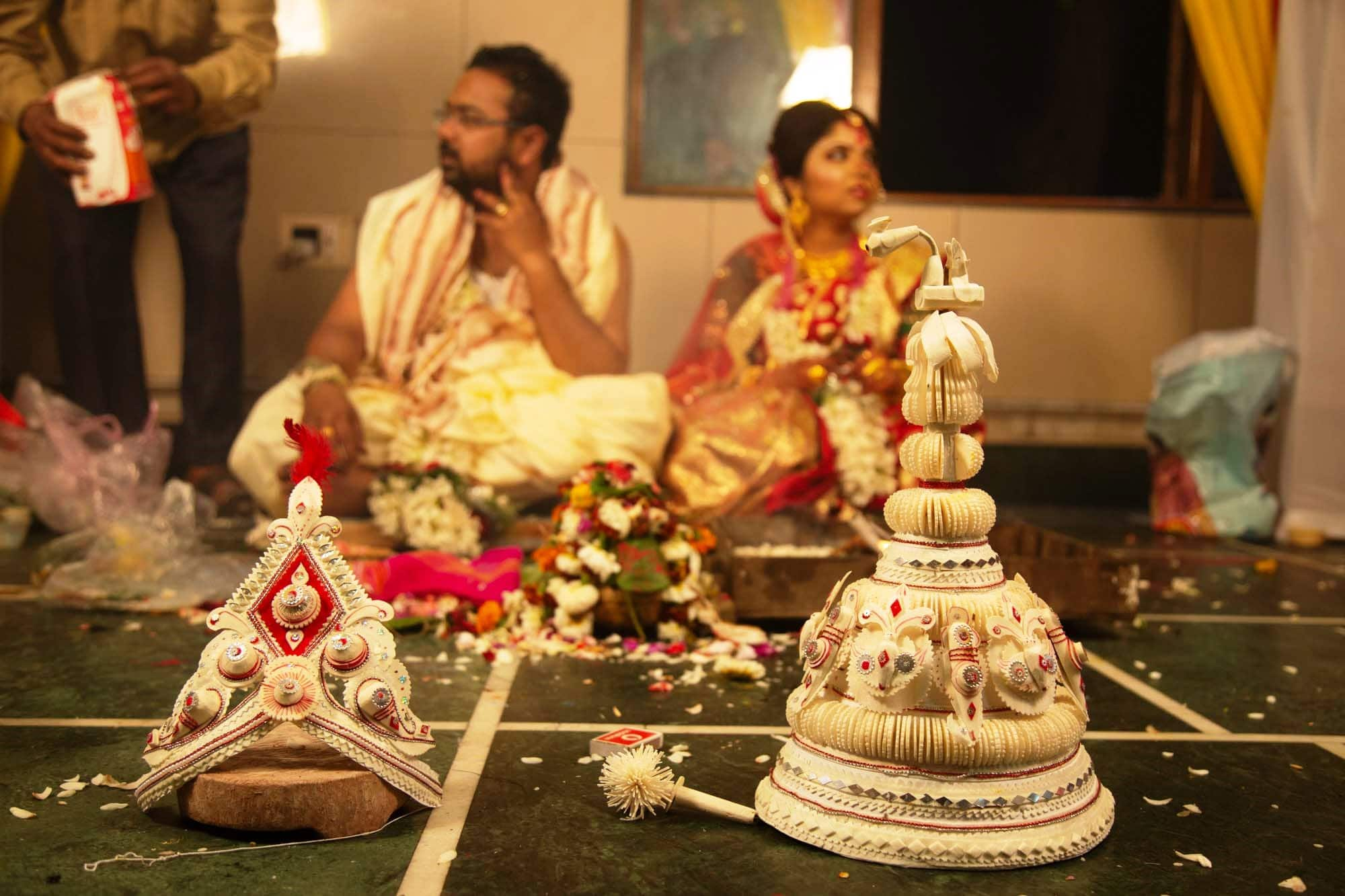 fromthecornertable, from the corner table, bengali wedding, indian wedding Copyright: Abishek Biswas-Reshmi Karar