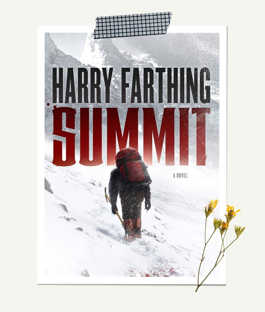 Summit by Harry Farthing | representational image on From The Corner Table
